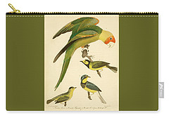 Carolina Parrot Carry-all Pouch
