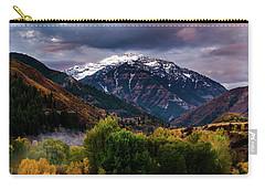 Cascade Mountain Carry-all Pouch