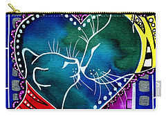Cat Mom Love Carry-all Pouch