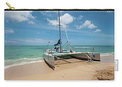 Catamaran On Waikiki Carry-all Pouch