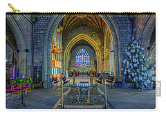 Cathedral At Christmas Carry-all Pouch