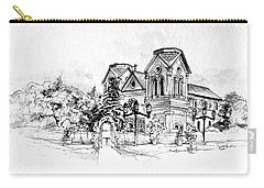 Cathedral Basilica Of St. Francis Of Assisi - Santa Fe, New Mexico Carry-all Pouch