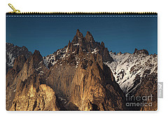 Cathedral Of Passu Carry-all Pouch