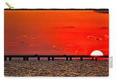 Causeway Sunset Carry-all Pouch