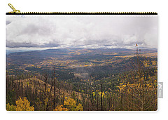 Cedar Mountain Top  Carry-all Pouch