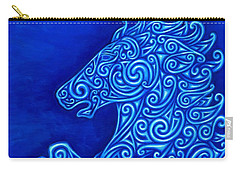 Celtic Horse Carry-all Pouch