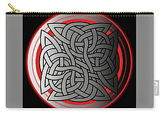 Celtic Shield Knot 4 Carry-all Pouch