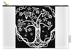Celtic Tree Of Life 3 Carry-all Pouch