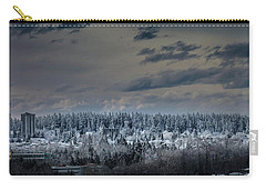 Central Park Winter Carry-all Pouch