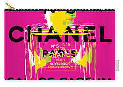 Chanel No 5 Pop Art - #3 Carry-all Pouch