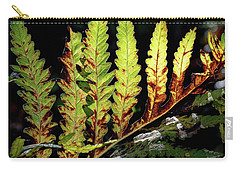 Carry-all Pouch featuring the photograph Change Of Seasons by Bill Wakeley