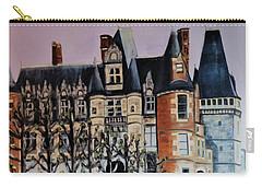 Chateau De Maintenon Carry-all Pouch