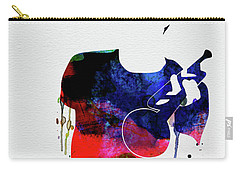 Chet Baker Watercolor Carry-all Pouch
