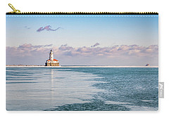 Chicago Harbor Light Landscape Carry-all Pouch