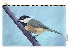 Chickadee 1 Carry-all Pouch
