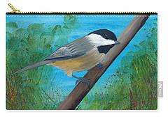 Chickadee 2 Carry-all Pouch