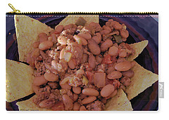 Chili And Chips Carry-all Pouch
