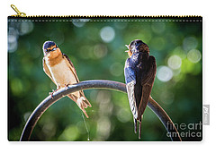 Chirping Carry-all Pouch