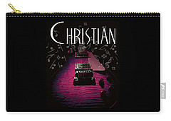 Christian Music Guita Carry-all Pouch
