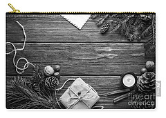 Christmas 6 Carry-all Pouch