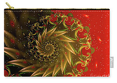Christmas Card Design Carry-all Pouch