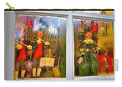 Christmas Chorale Carry-all Pouch