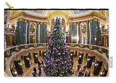 Christmas Tree -capitol - Madison - Wisconsin 1 Carry-all Pouch