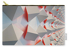 Chromoplastic Mural Carry-all Pouch