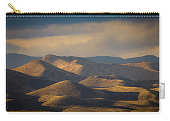 Chupadera Mountains II Carry-all Pouch