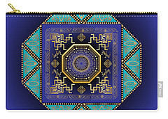 Circumplexical No 3555 Carry-all Pouch