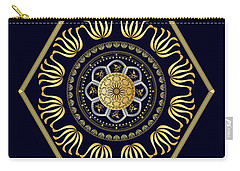 Circumplexical No 3607 Carry-all Pouch