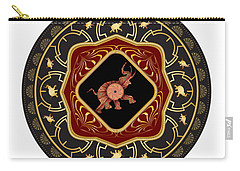 Circumplexical No 3665 Carry-all Pouch