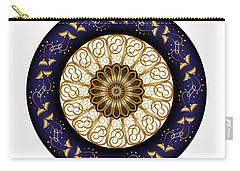Circumplexical No 3688 Carry-all Pouch