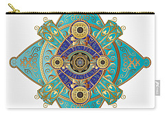 Circumplexical No 3698 Carry-all Pouch