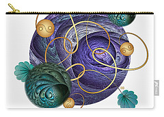 Circumplexical No 3727 Carry-all Pouch