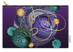 Circumplexical No 3728 Carry-all Pouch