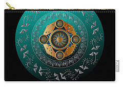 Circumplexical No 3739.1 Carry-all Pouch