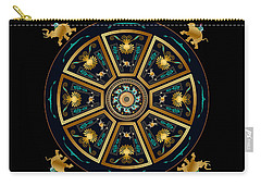 Circumplexical No 3802 Carry-all Pouch