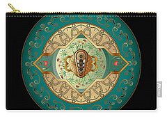 Circumplexical No 3838 Carry-all Pouch