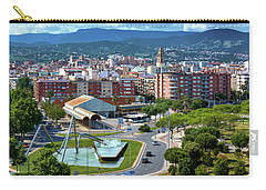 Cityscape In Reus, Spain Carry-all Pouch