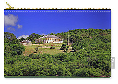 Carry-all Pouch featuring the photograph Clarence House by Tony Murtagh