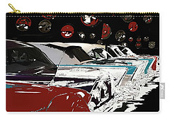 Classic Cars 6 Carry-all Pouch