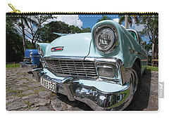 Classic Cuban Chevy Carry-all Pouch