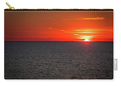 Clearwater Sunset Carry-all Pouch