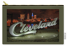Cleveland Proud  Carry-all Pouch