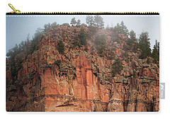 Cliff Face Hz Carry-all Pouch