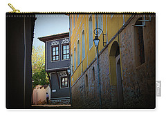 Carry-all Pouch featuring the photograph Close by Milena Ilieva