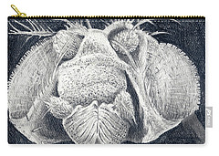 Close-up Portrait Carry-all Pouch
