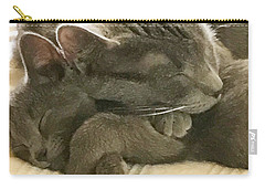 Cloud And Myst Carry-all Pouch