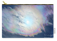Cloud Iridescence Carry-all Pouch